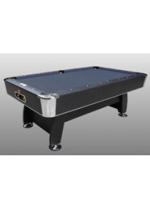 Table de billard BLACK NORMAN (tissu noir)